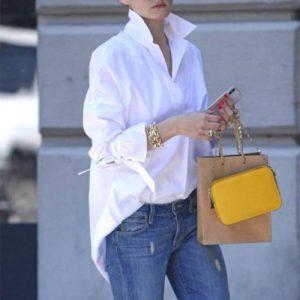 Photo d'illustration : Chemise blanche