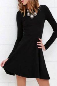 Photo d'illustration : Petite robe noire
