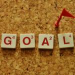 lettres de scrabble: goal