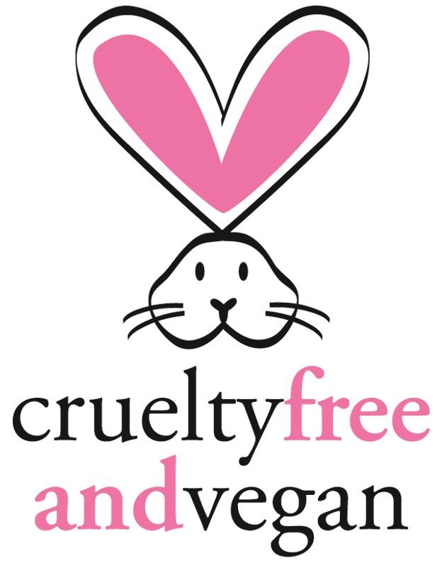 Logo crueltyfreeandvegan